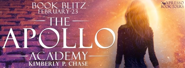 Book Blitz: The Apollo Academy by Kimberly P. Chase