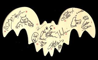 Random Things - A Wooden Bat - February 26, 2011