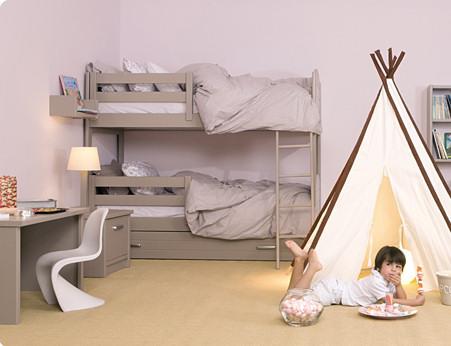 Tienda dormitorios juveniles decoraci n integral para tu for Dormitorios juveniles de tres camas