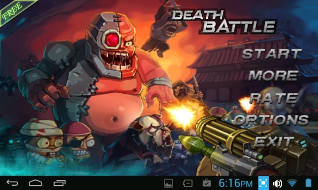 death battle | เกมส์ป้อมปืนพิฆาตซอมบี้ | โหลดเกมส์แอนดรอยด์ฟรี