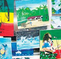 Siga os rastros de Bob Marley até Nine Mile