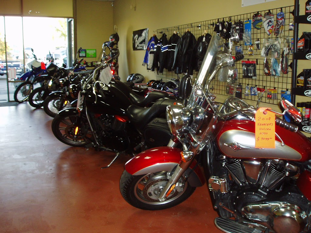 Motorcycle Dealer San Diego CA | Stark Cycles at 8650 Miramar Rd, D, San Diego, CA