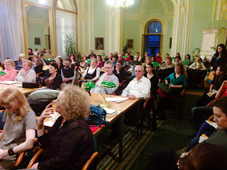 Treći svetski dan poezije 20.03.2013.Gradska biblioteka Subotica