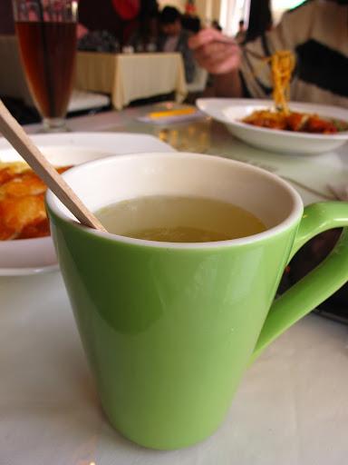 MR.CHEF'S廚師先生義大利麵 - 套餐飲料-金桔柚子茶