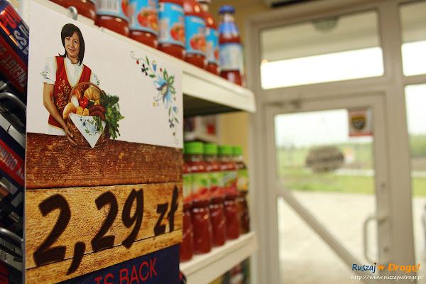 Kaszëbsczi Króm - stylowe ceny