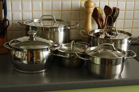 моя посуда