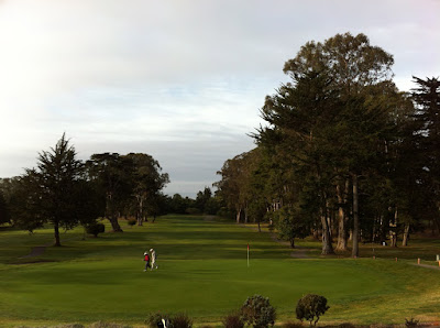 Seascape Golf Club, Hole #9, Par-4