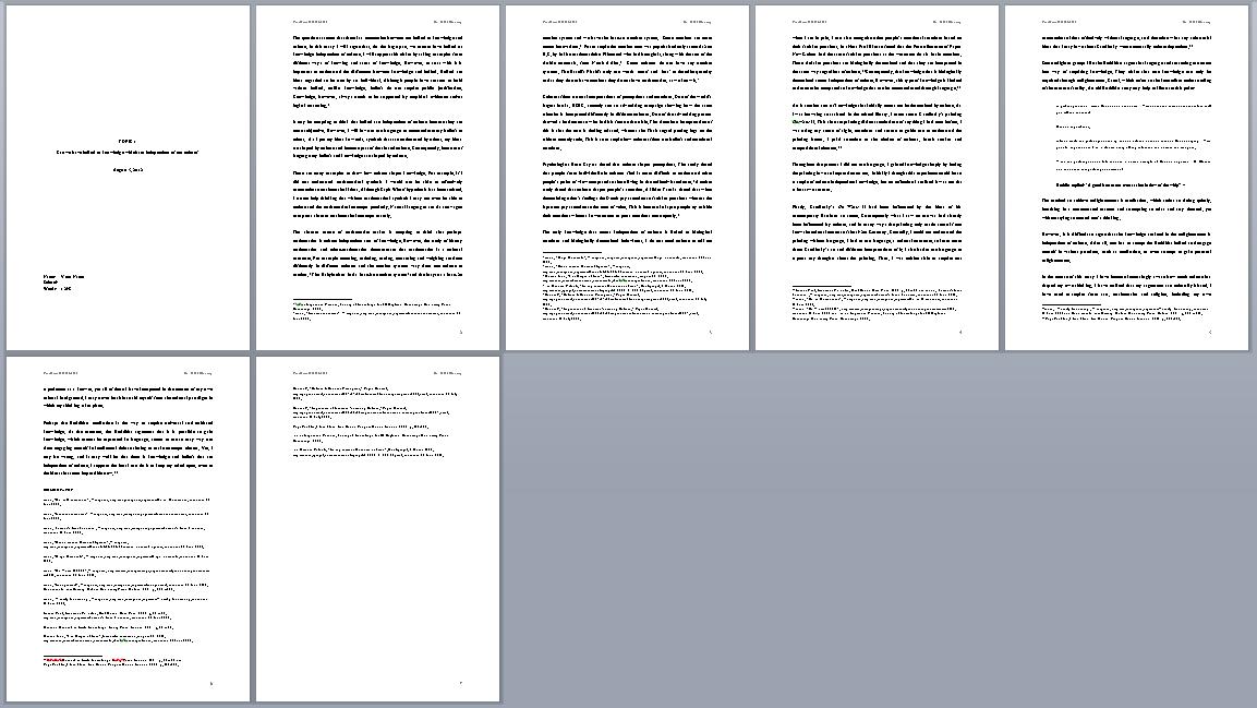 Tok essay formatting guidelines
