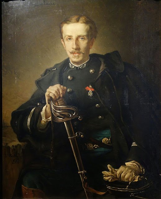 Jean-François Portaels - Paul Deroulede 1877