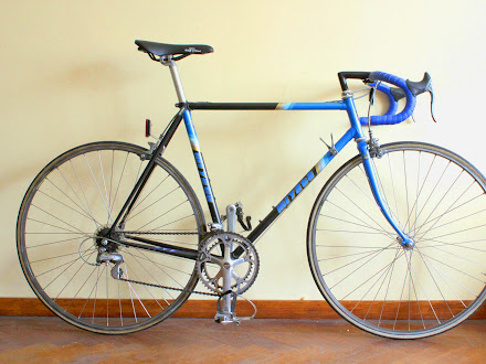 For Sale: Complete bikes - 55cm Miyata NineTwelve & 55cm 531