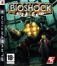 Jaquette du jeu Bioshock