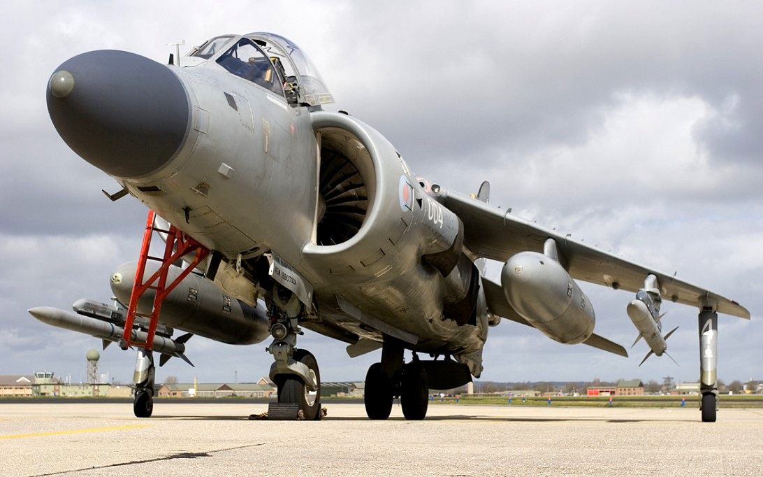 Sea Harrier 3