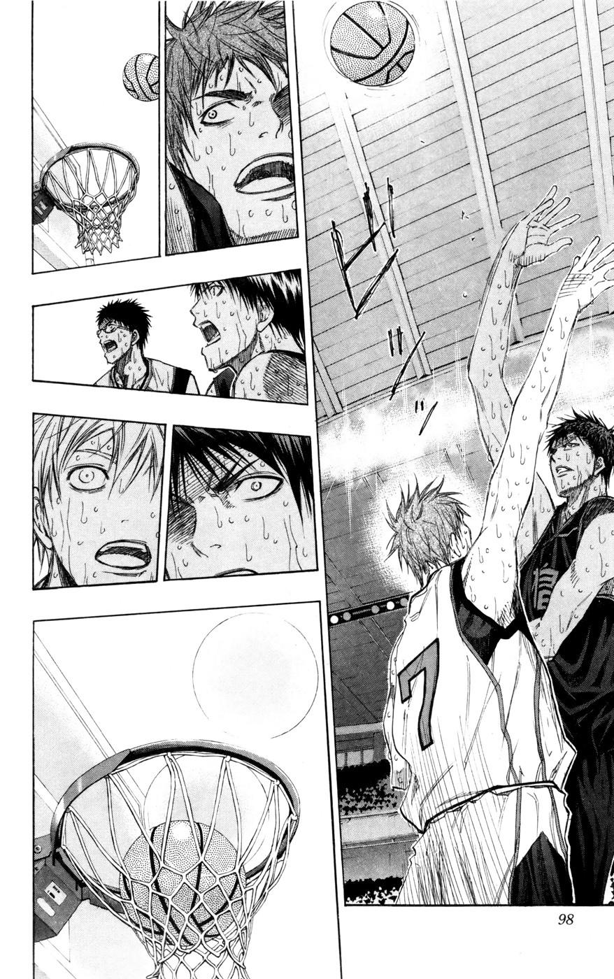 Kuroko no Basket Manga Chapter 131 - Image 11