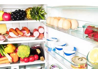 วิธีทำความสะอาดตู้เย็น, ทำความสะอาดตู้เย็น
