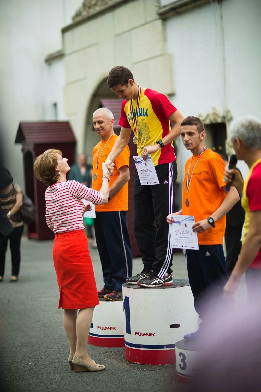 Principesa Margareta la Maratonul regal 2014