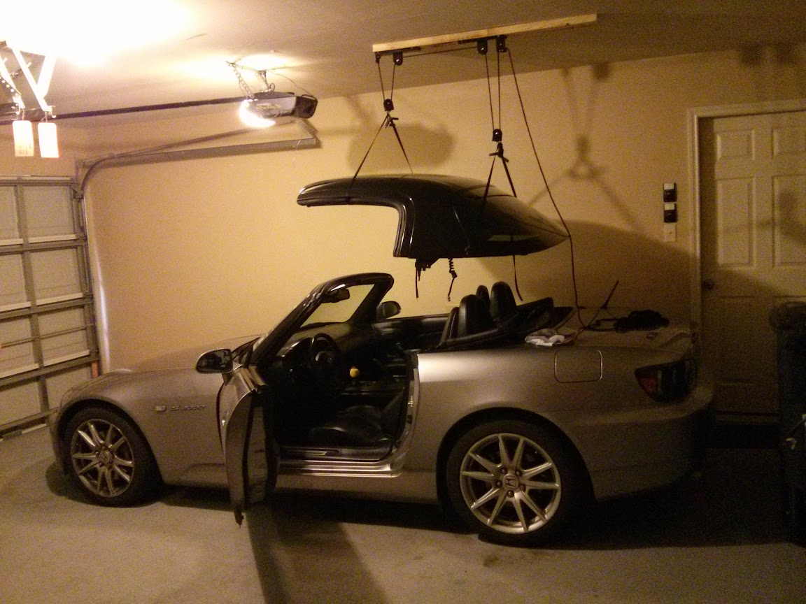 Hard Top Hoist - S2000 Forums