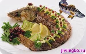 Как готовить судака