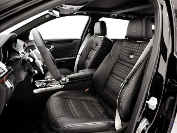 2014 Brabus Mercedes-Benz E63 AMG Wagon - Interior