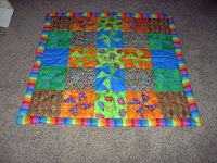 Free Babie's and Childrens Quilt Patterns