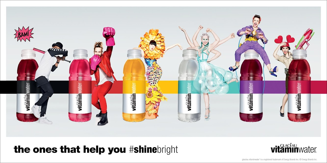 Vitaminwater To Help Young Creatives Shinebright