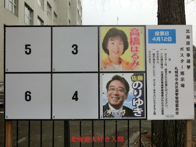 2011年北海道知事選挙
