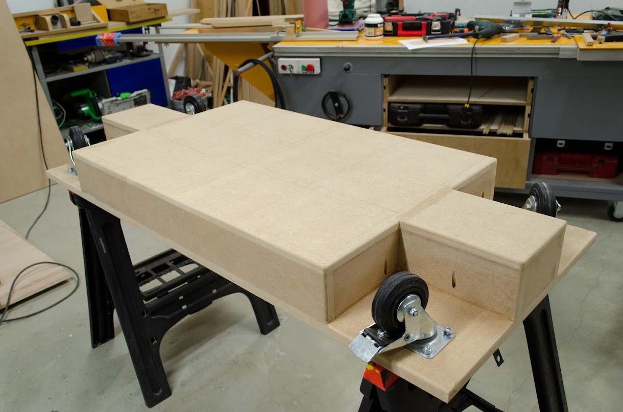 Table d'assemblage + porte systainer DIY [Terminé] - Page 2 _DSC2135