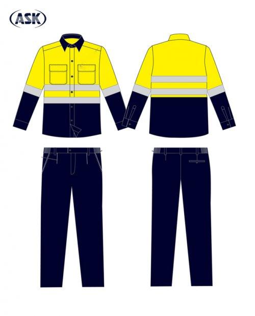 Trang phục Bảo hộ lao động #6