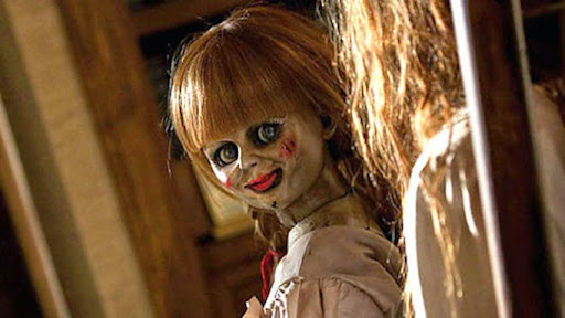 death look,annabelle2014