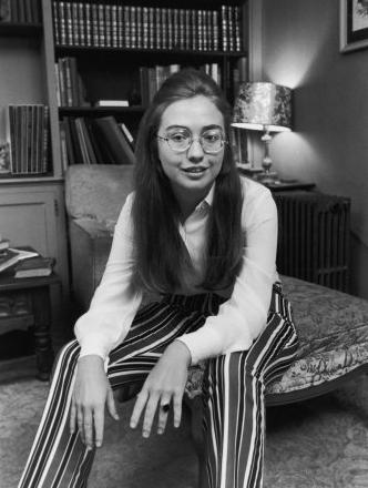 Taking On A U S  Senator As A Student Propelled Clinton Into The     ESR Motos