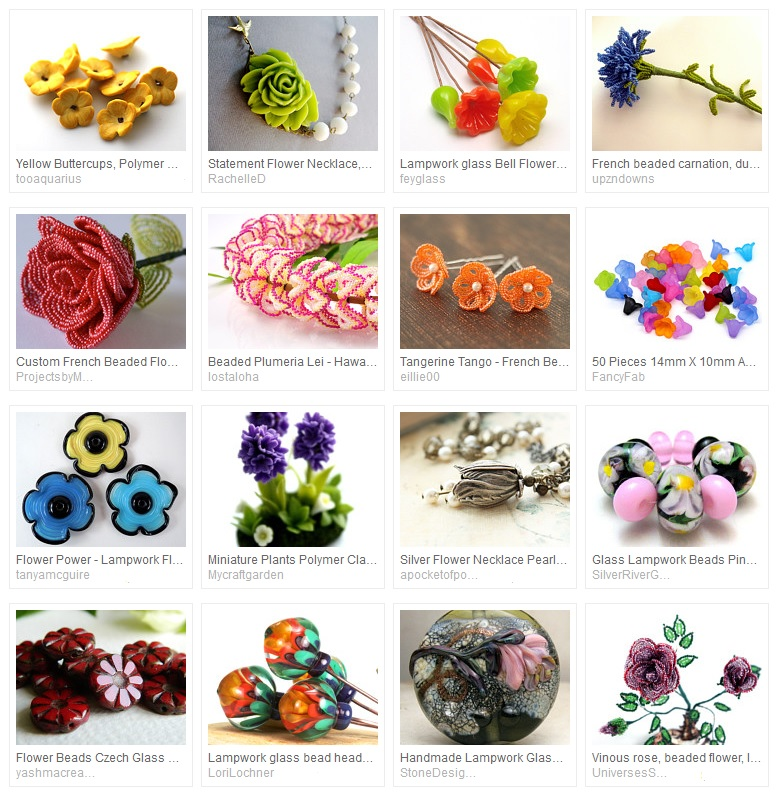 The Bead Garden Treasury