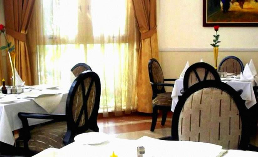 Lagoon Crest, Lekki restaurant