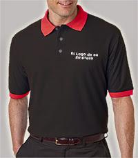 Camisas Polo personalizadas con el logo de su empresa