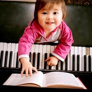 Kết quả hình ảnh cho cho bé học nhạc cụ