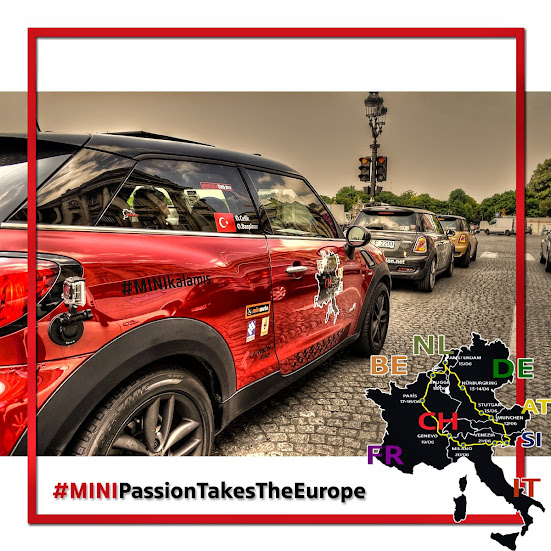 MINIPassion Takes The Europe