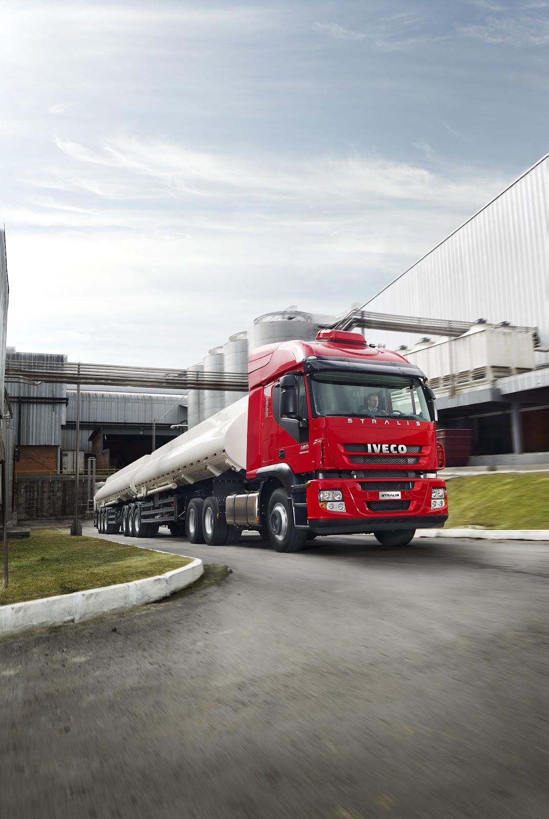 O Novo Iveco Stralis chegou com cinco opções de motorização e garantia de quatro anos 20120824114031 18