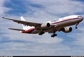 Terkini! Pesawat MAS yang hilang terhempas di Laut China Selatan