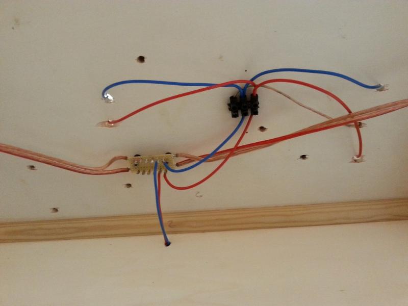 Anschluss von der Ringleitung an das Gleis - Seite 2 - Elektrik ...