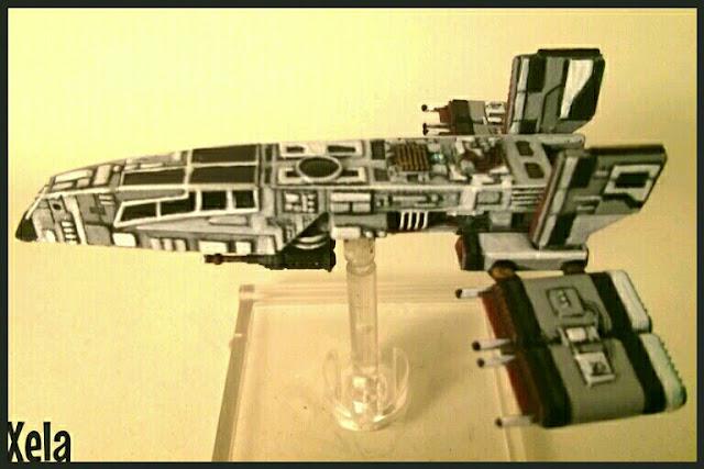 HWK-290 repintado por Xela