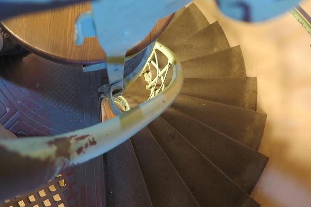 285 Stufen führen nach oben