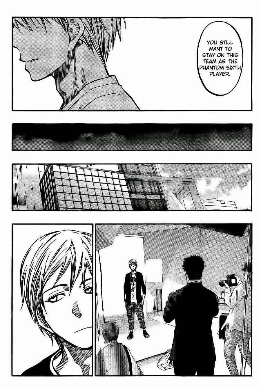 Kuroko no Basket Manga Chapter 223 - Image 05