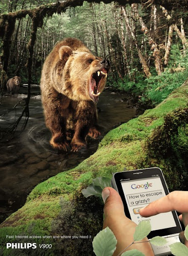 Philips V900 Reklamı