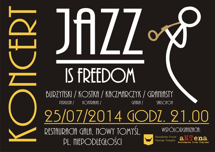 Jazz is freedom @ Nowy Tomyśl