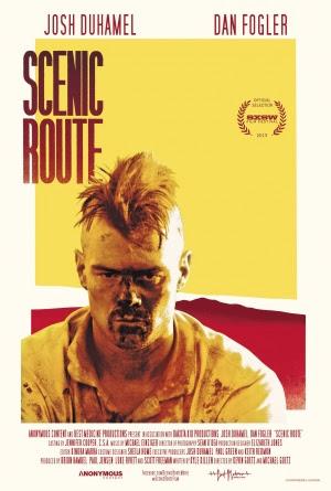 Filme Poster Scenic Route WEBRip XviD & RMVB Legendado