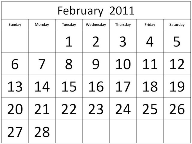 free printable calendars for march 2011. free printable calendar in pdf