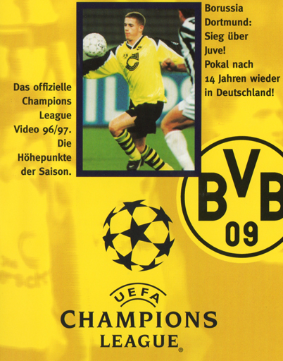 dortmund champions league 1997