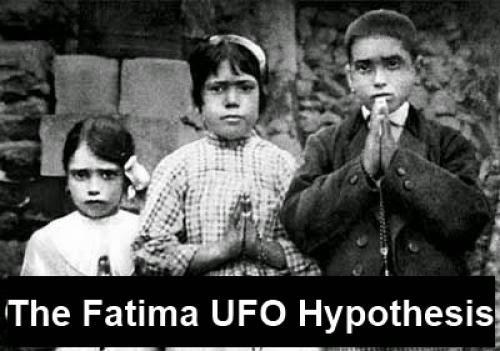 The Fatima Ufo Hypothesis 1
