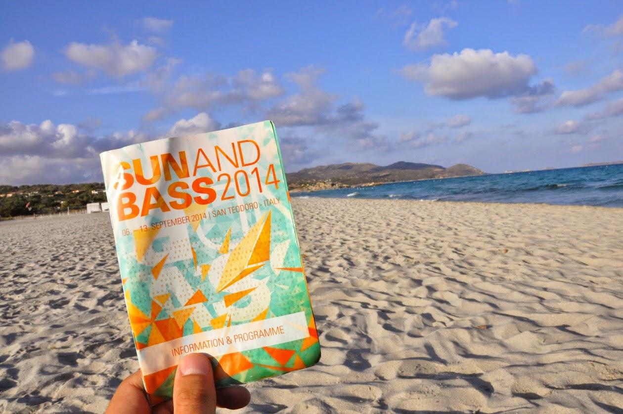 Буклет и расписание Сан енд Басс 2014