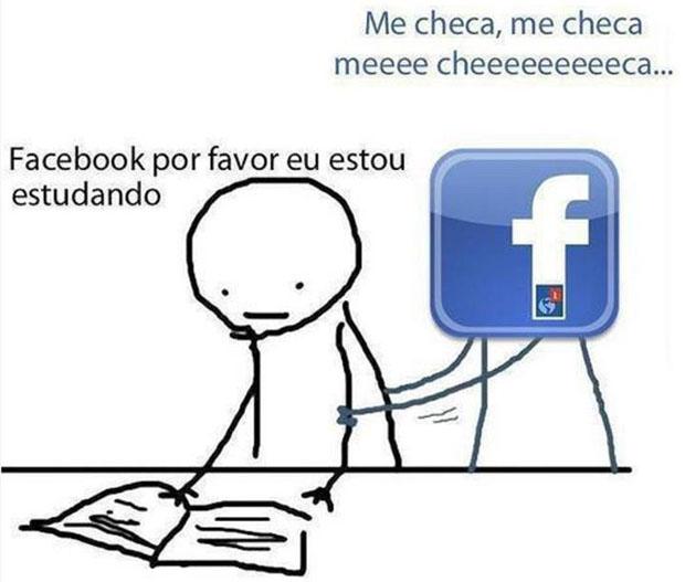 facebook pede para ser checado