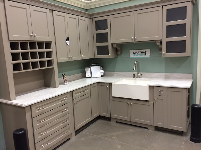 Beautiful Kitchens In Display At The Home Depot