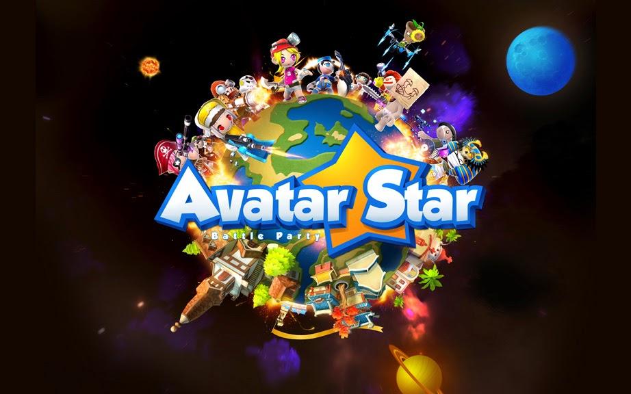 Loạt hình nền dễ thương của game bắn súng AvatarStar - Ảnh 7